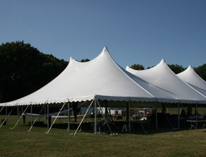 Tension Tent Rental