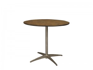 36 Inch Round Cafe Table Rentals