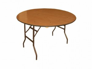 48 Inch Round Table Rental