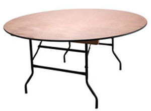 72 Inch Round Table Rental