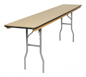 8 Foot Conference Table Rentals