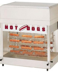Hot Dog Machines - Party Rentals